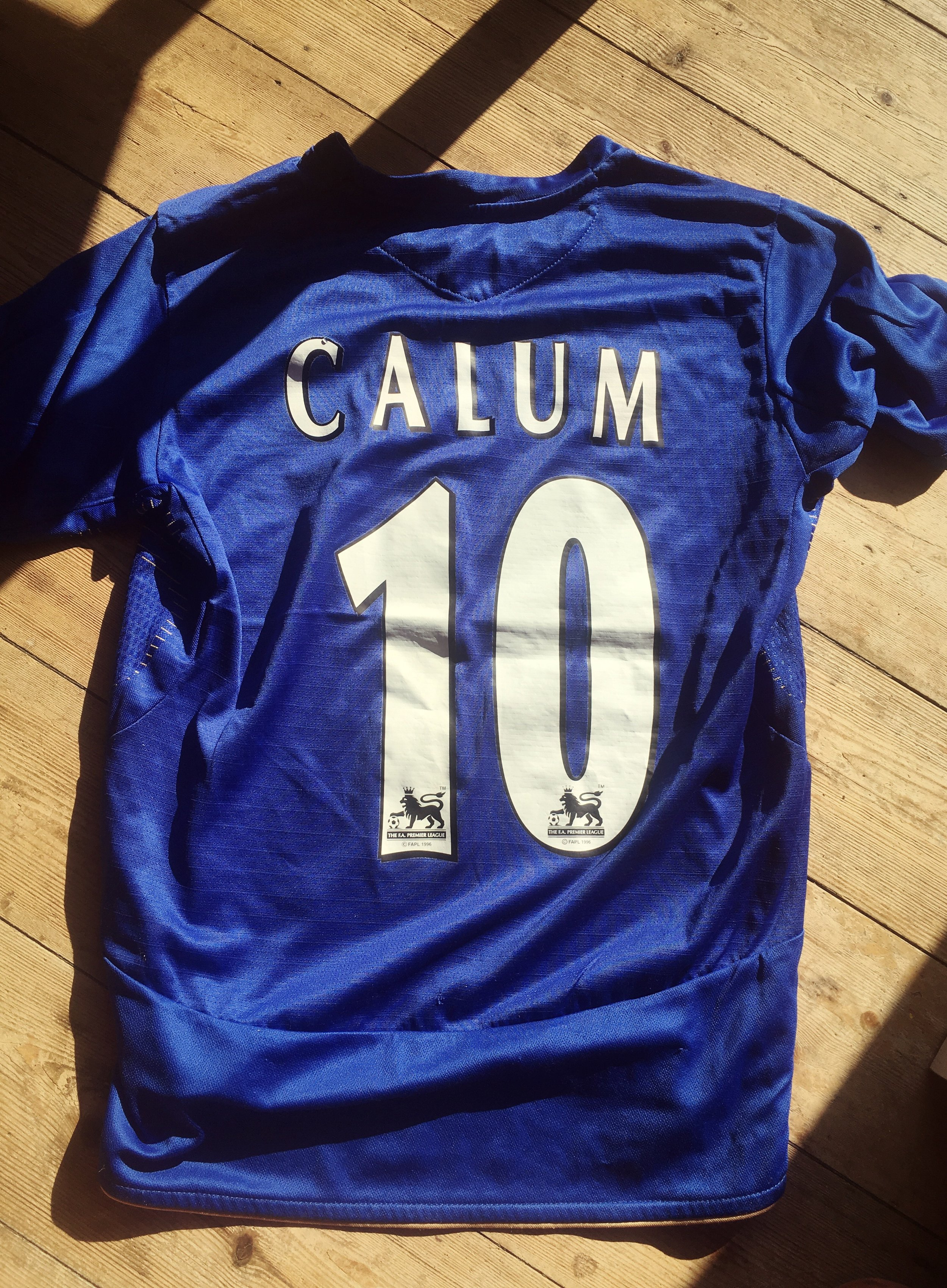 10th Birthday present from my Mum & Dad