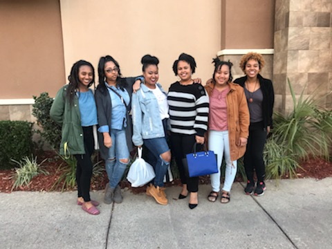 All of my sisters (on my dad's side)