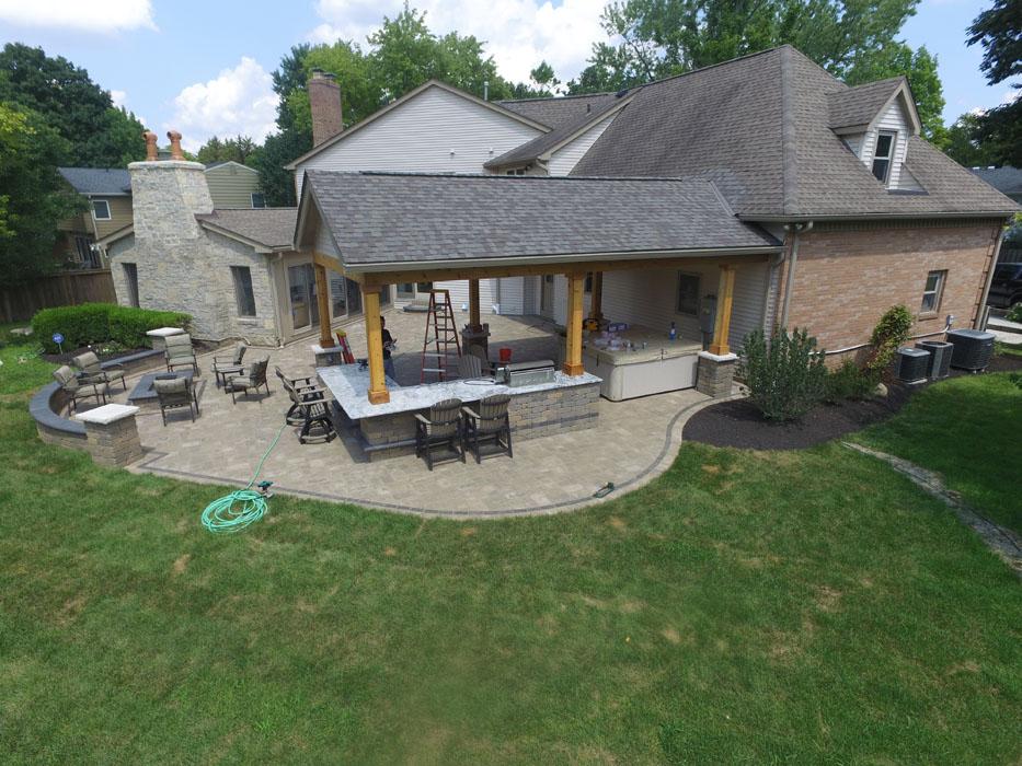 Mayerson Outdoor Pavilion