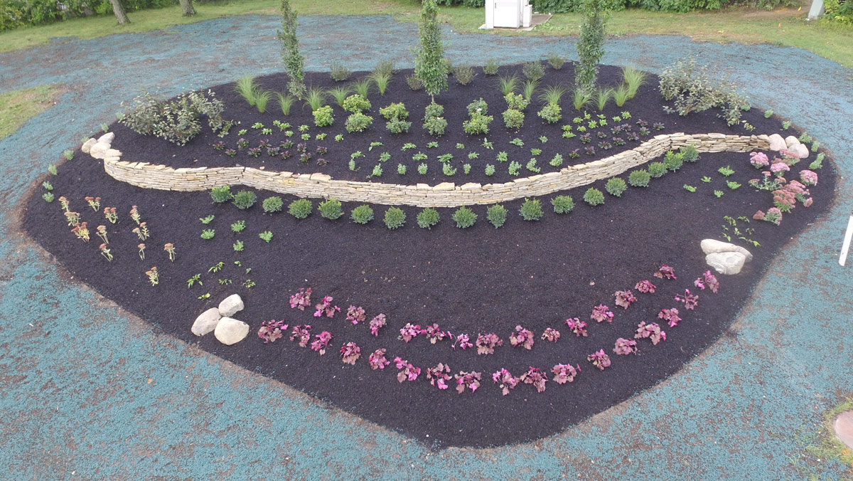 City of Hilliard Custom Planting