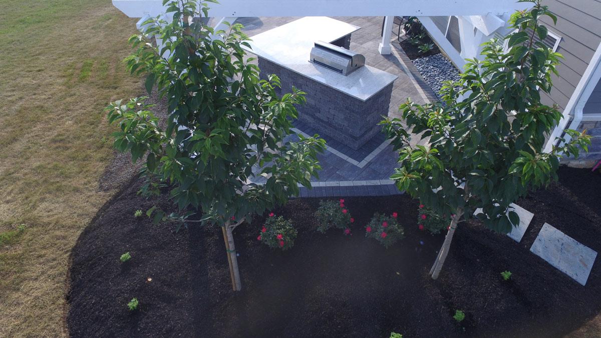 Jolliff Custom Planting