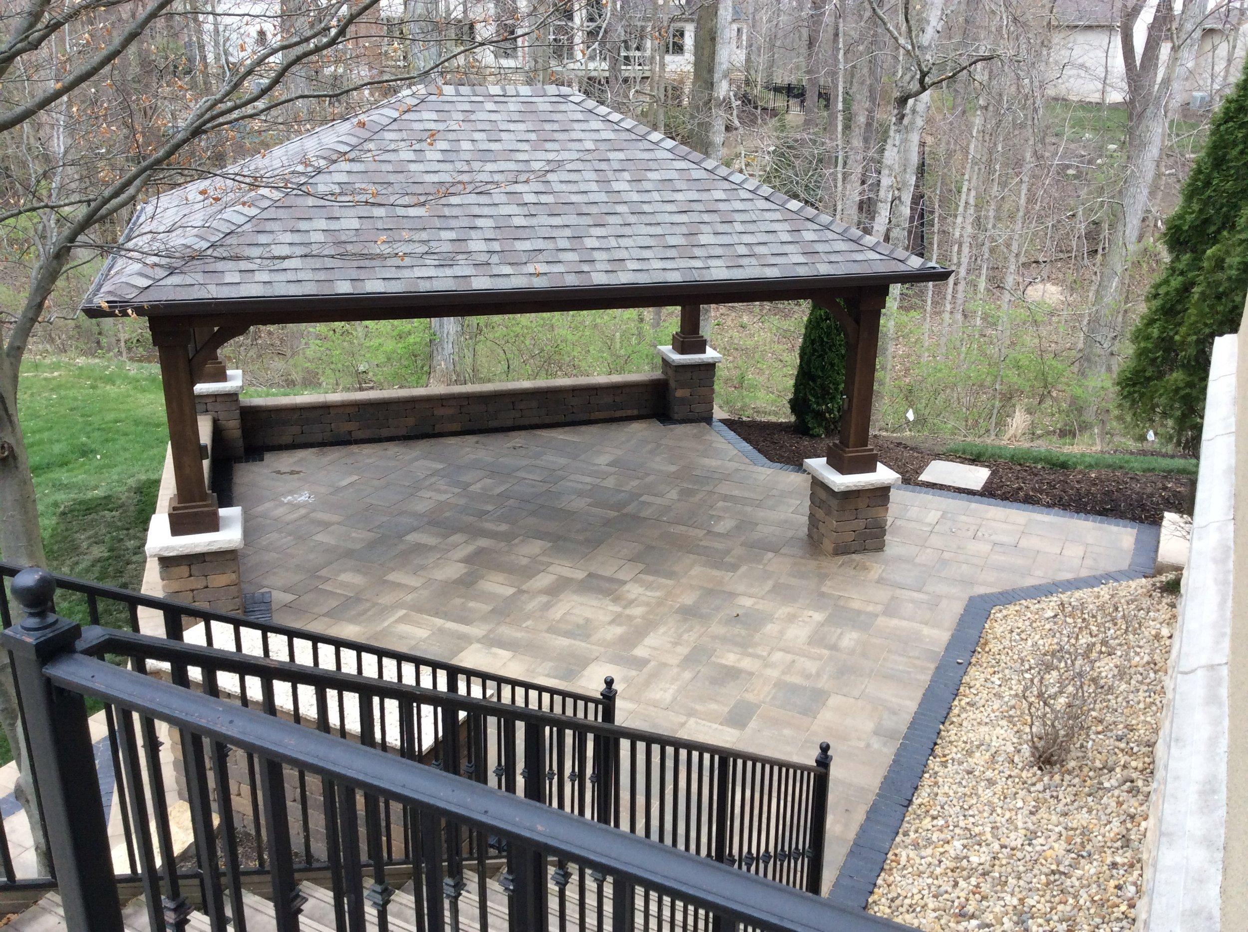 Wylie 16' x 16' Pavilion