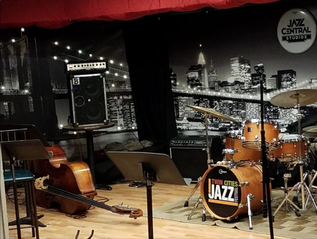 Wed. May 2, 20187:30-9:30 PM - Jazz Central StudiosMinneapolis, MN
