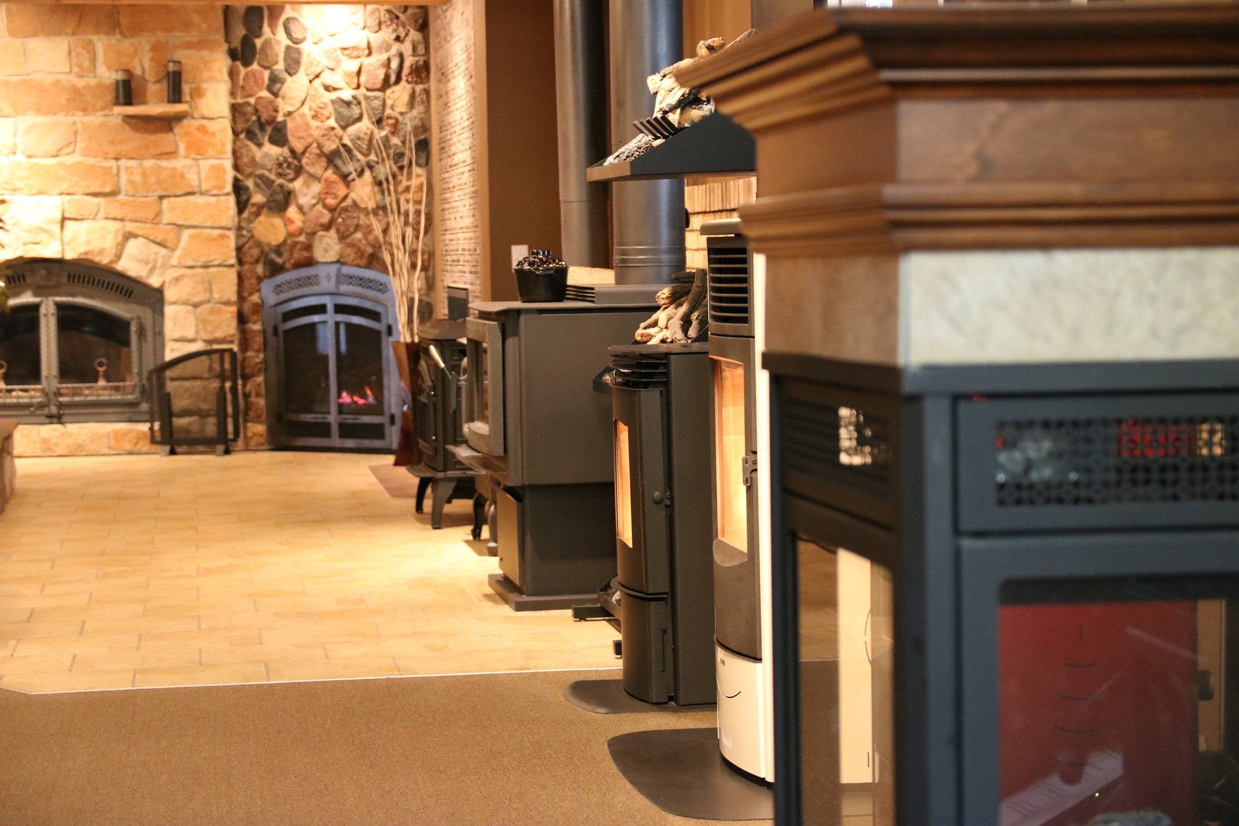 Pellet Stove Wall From Front Office.jpeg