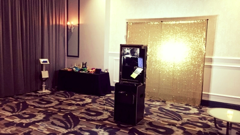 Open-Air Photo Booth