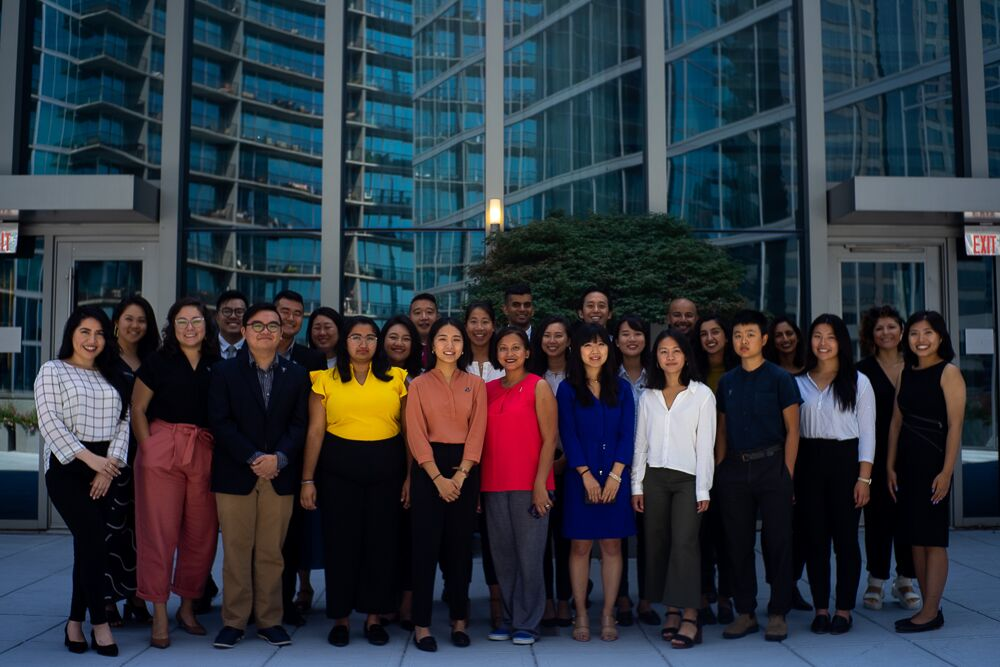 AAJA Voices Class 2019, Students & Faculty