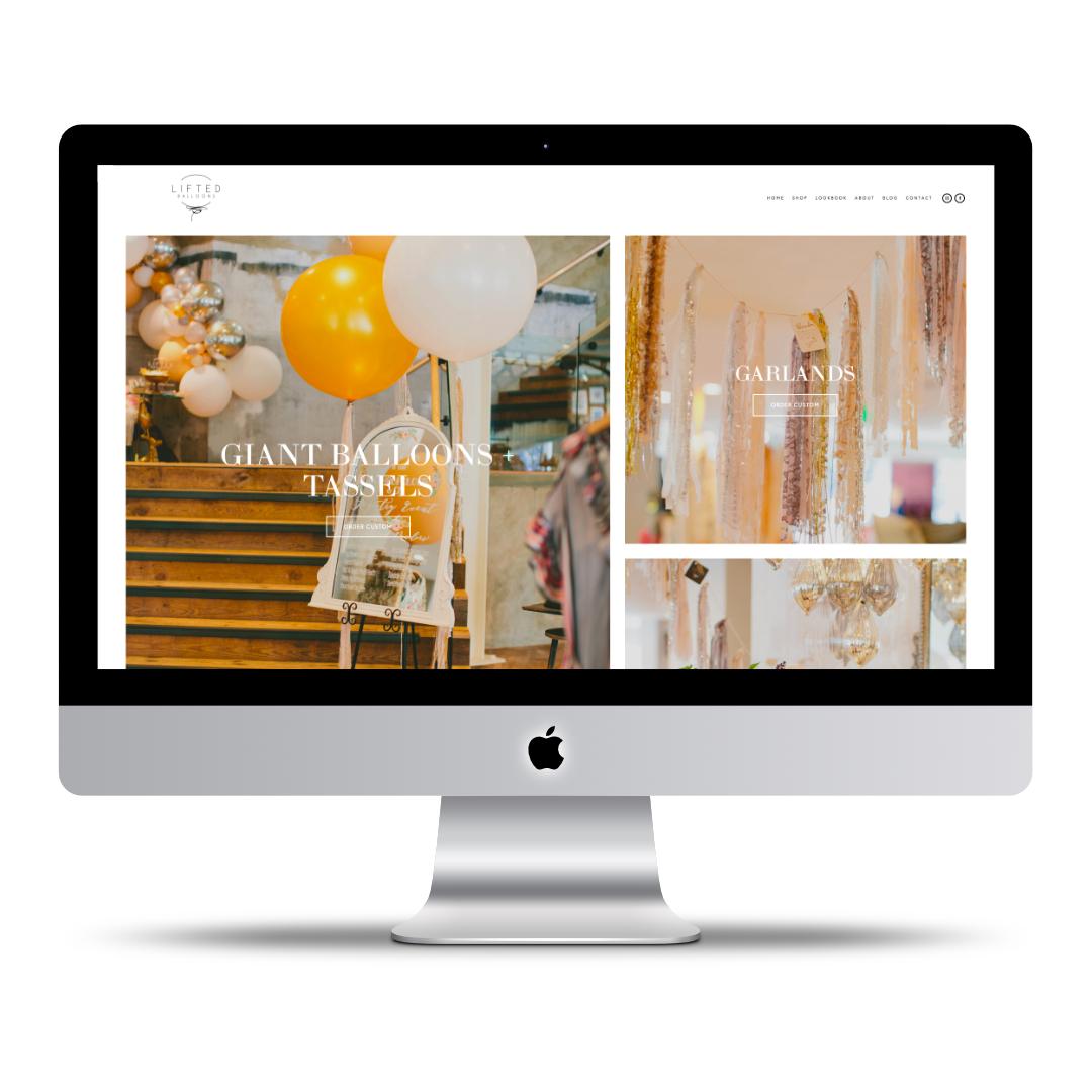 passionprojecthq.kimsaquing.webdesign.logodesign.brandingdesign.liftedballoons.nicolegilmore