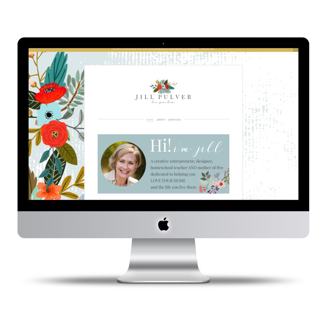 passionprojecthq.kimsaquing.webdesign.logodesign.brandingdesign.jillpulver