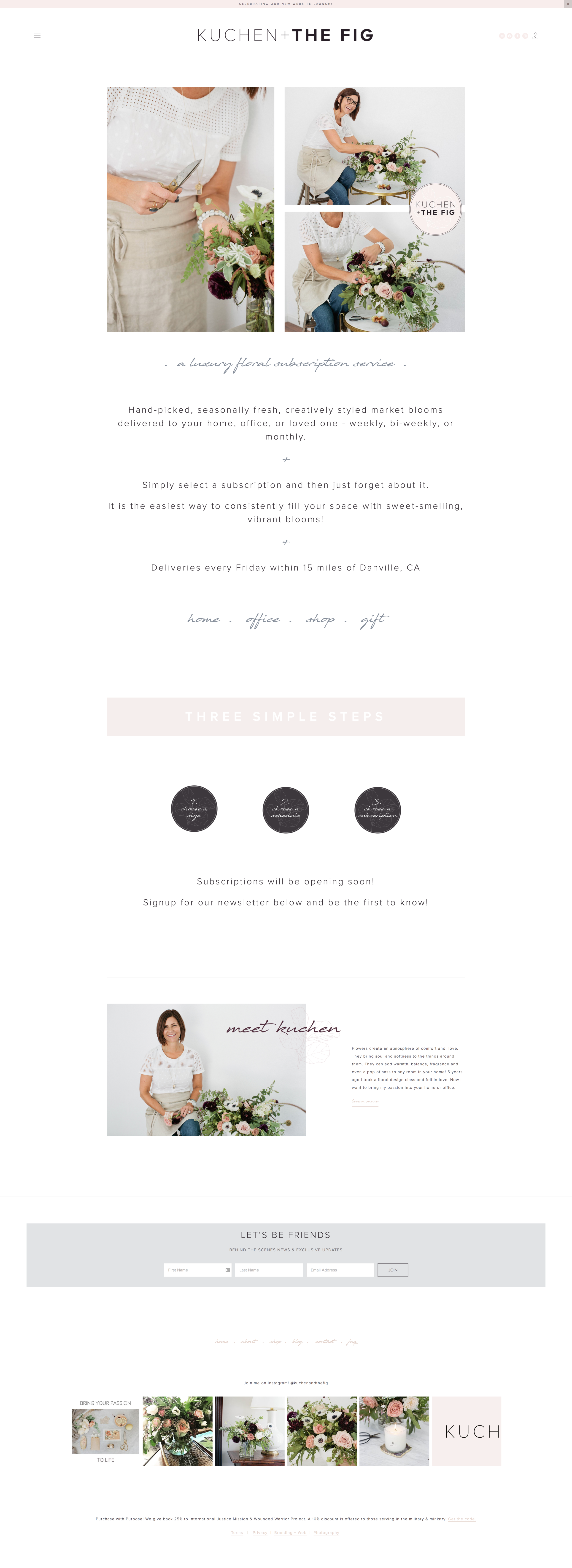 passion project hq kimberly saquing kuchen glazier floral subscription kuchen and the fig logo design brand design website design.png