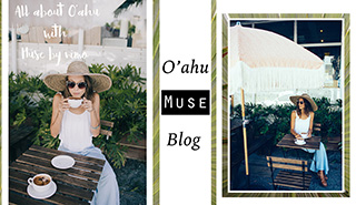 MUSE by RIMO Online Store Blog (English)  Sample Text