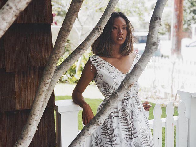 Sunday photo shoot with beautiful @malia_nicole from Maui. 📸