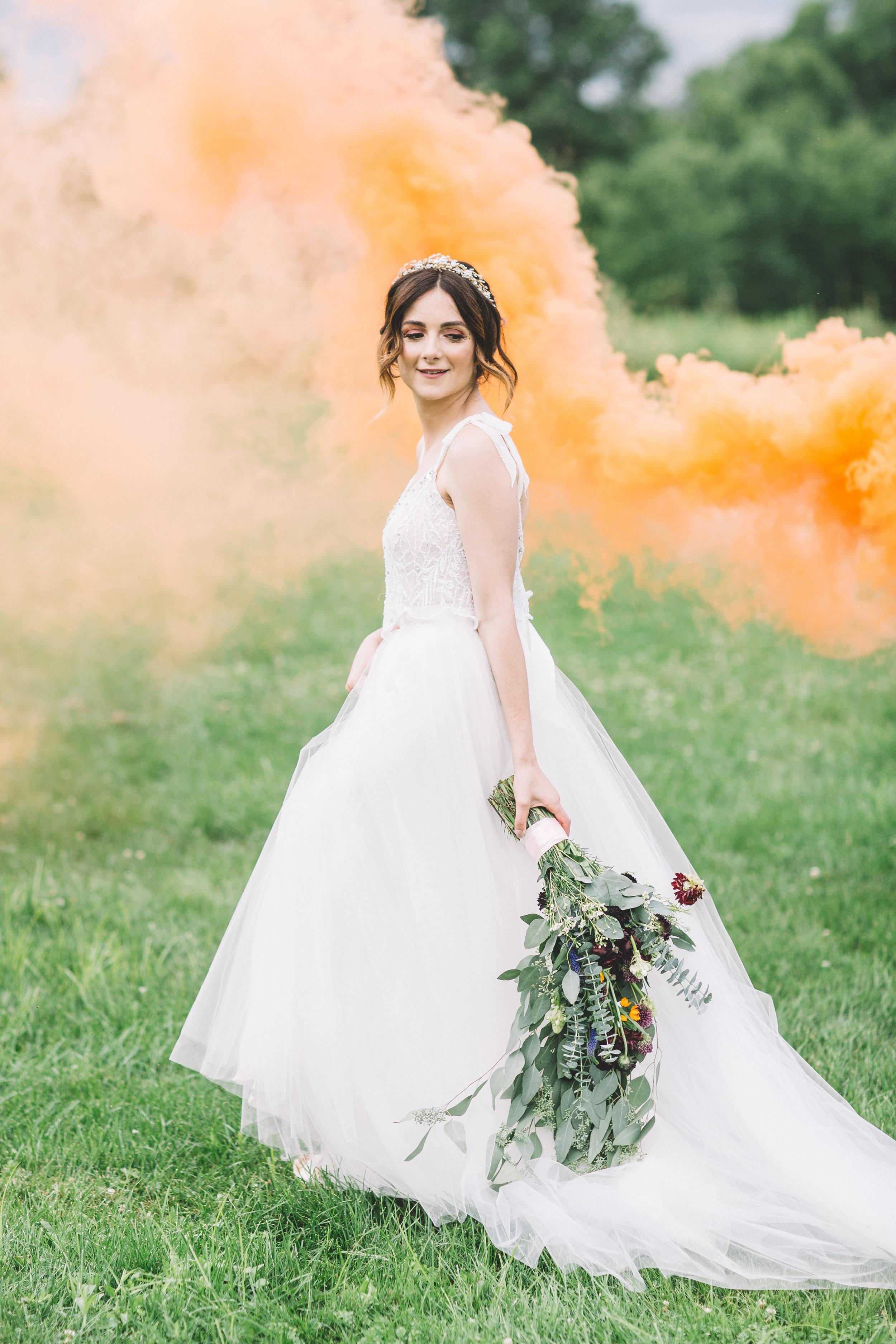 📷 Kate Edwards Weddings