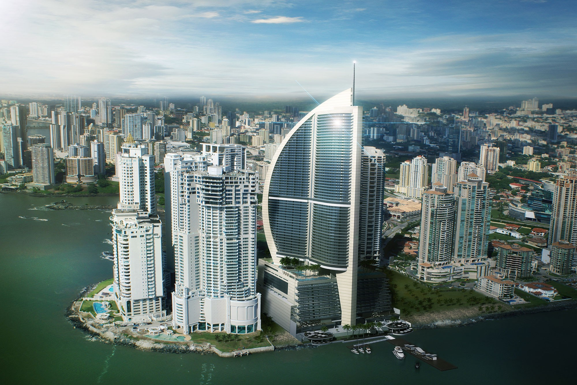Photo Source: Trump International Hotel & Tower, Panama