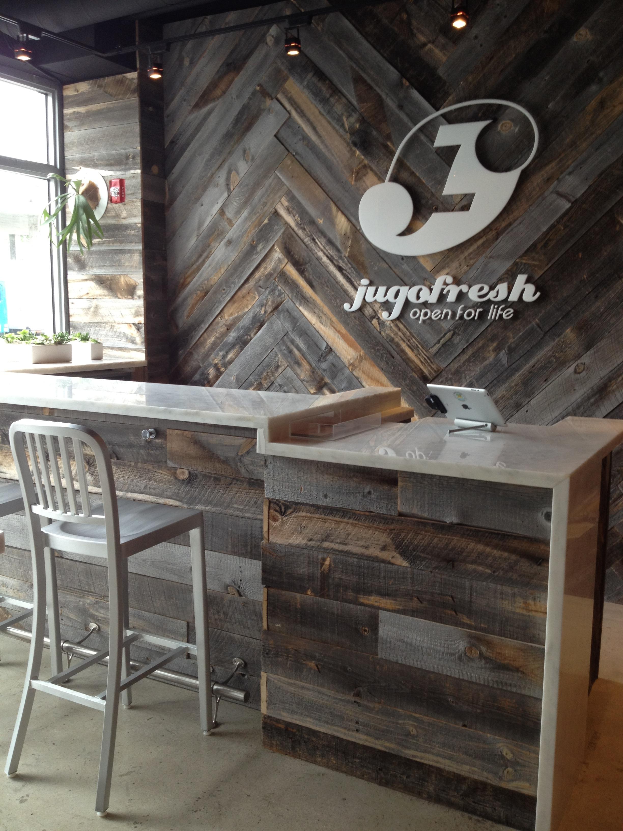 JugoFresh | Stephanie Tatem Interior Design