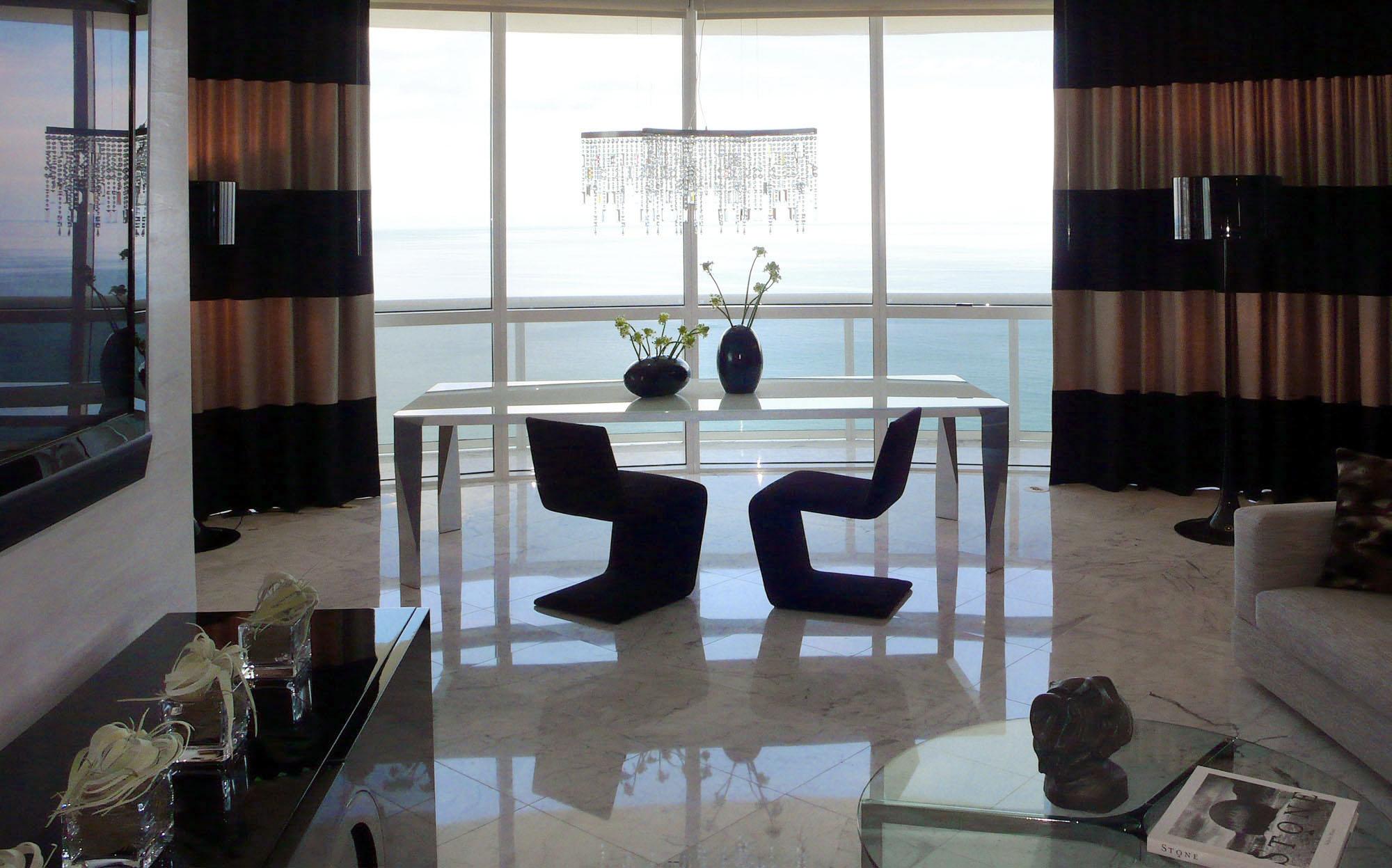Trump Tower Miami | Stephanie Tatem Interior
