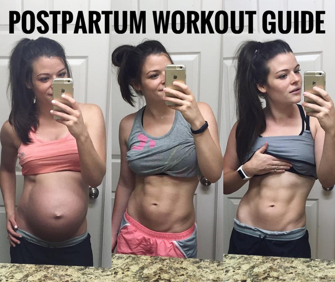 full term -- 5 weeks postpartum -- 2 months postpartum