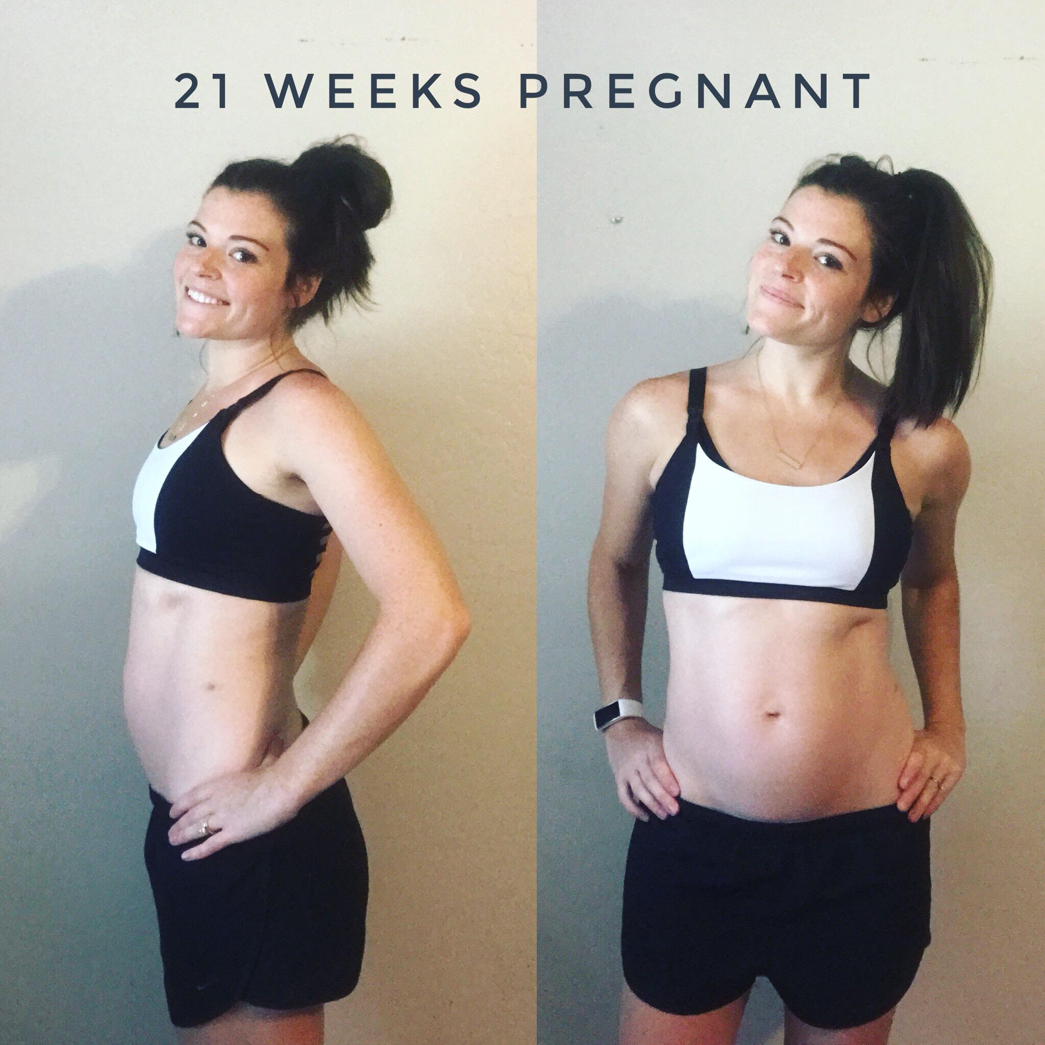 21 Weeks Update