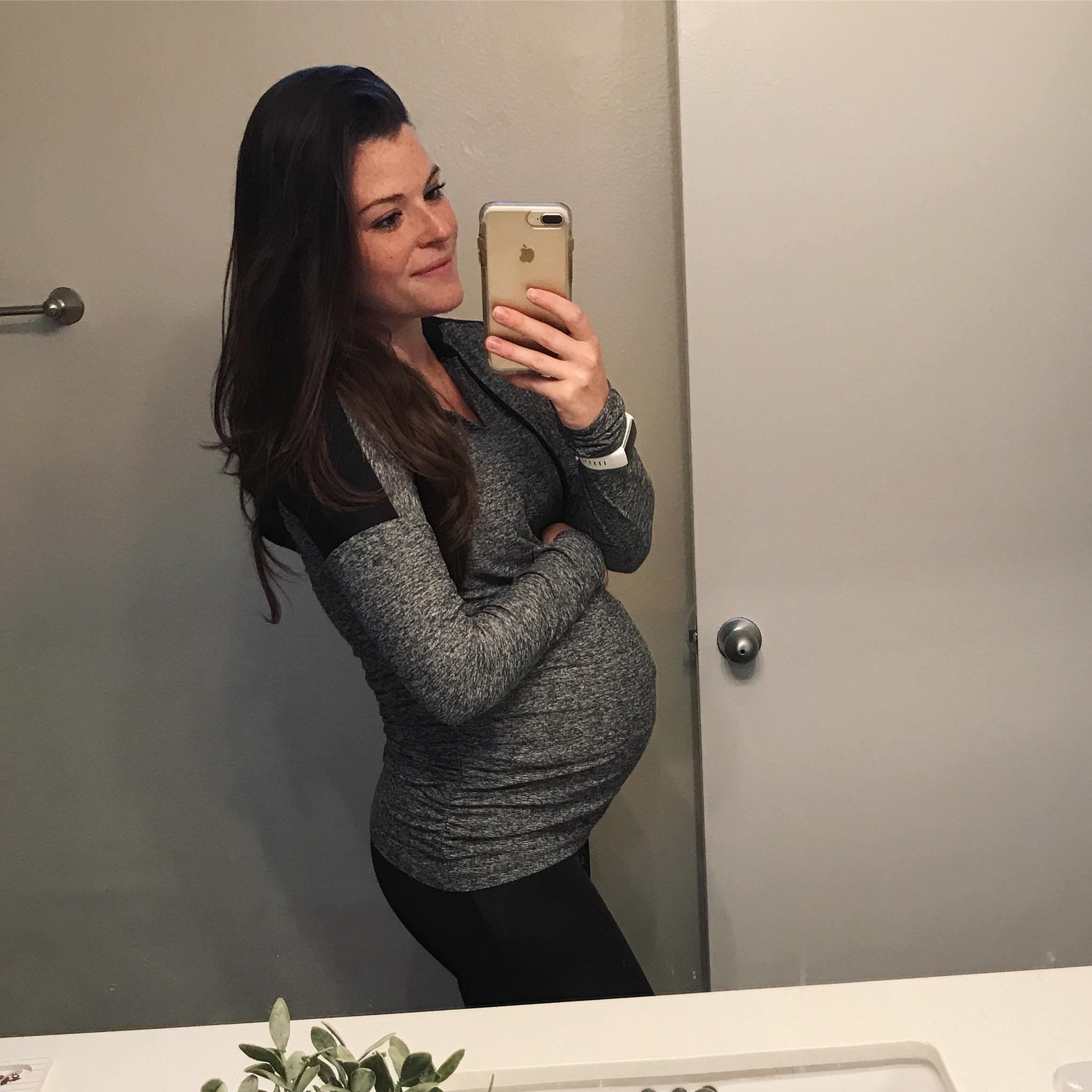 Favourite Pregnancy Exercises #2