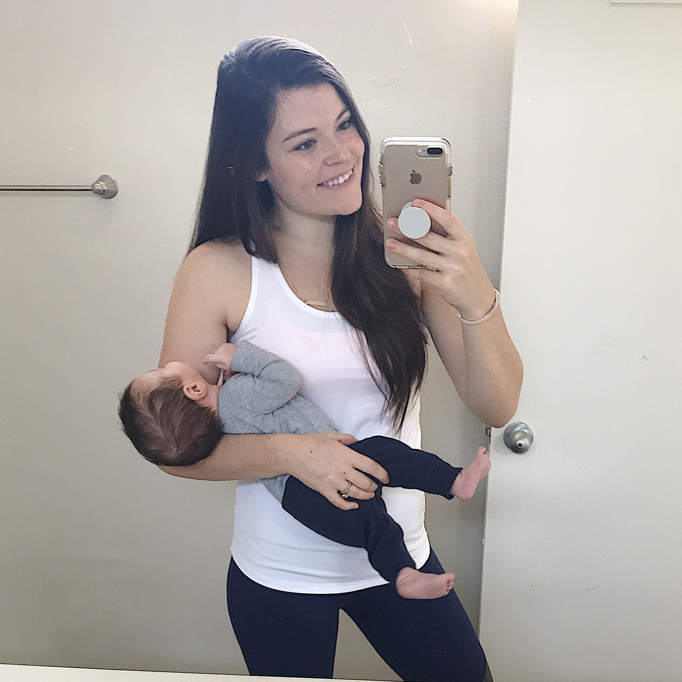 Easing Back Into Exercise Postpartum    goodfortheswole.com