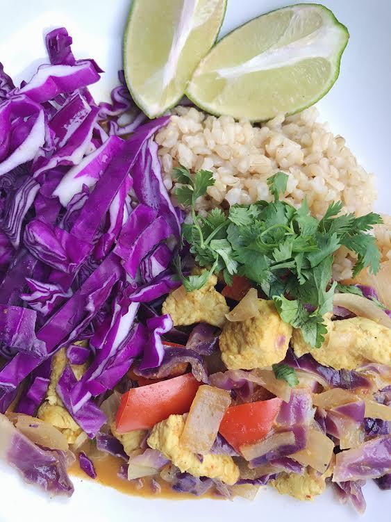Coconut Curry || goodfortheswole.com