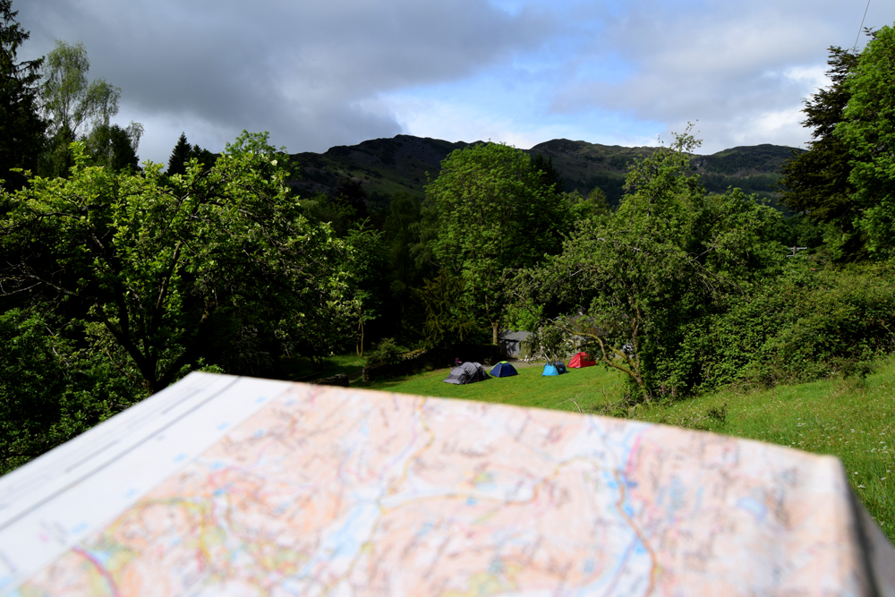 TOMA  residency to  Merz Barn  in the Lake District, 2017.