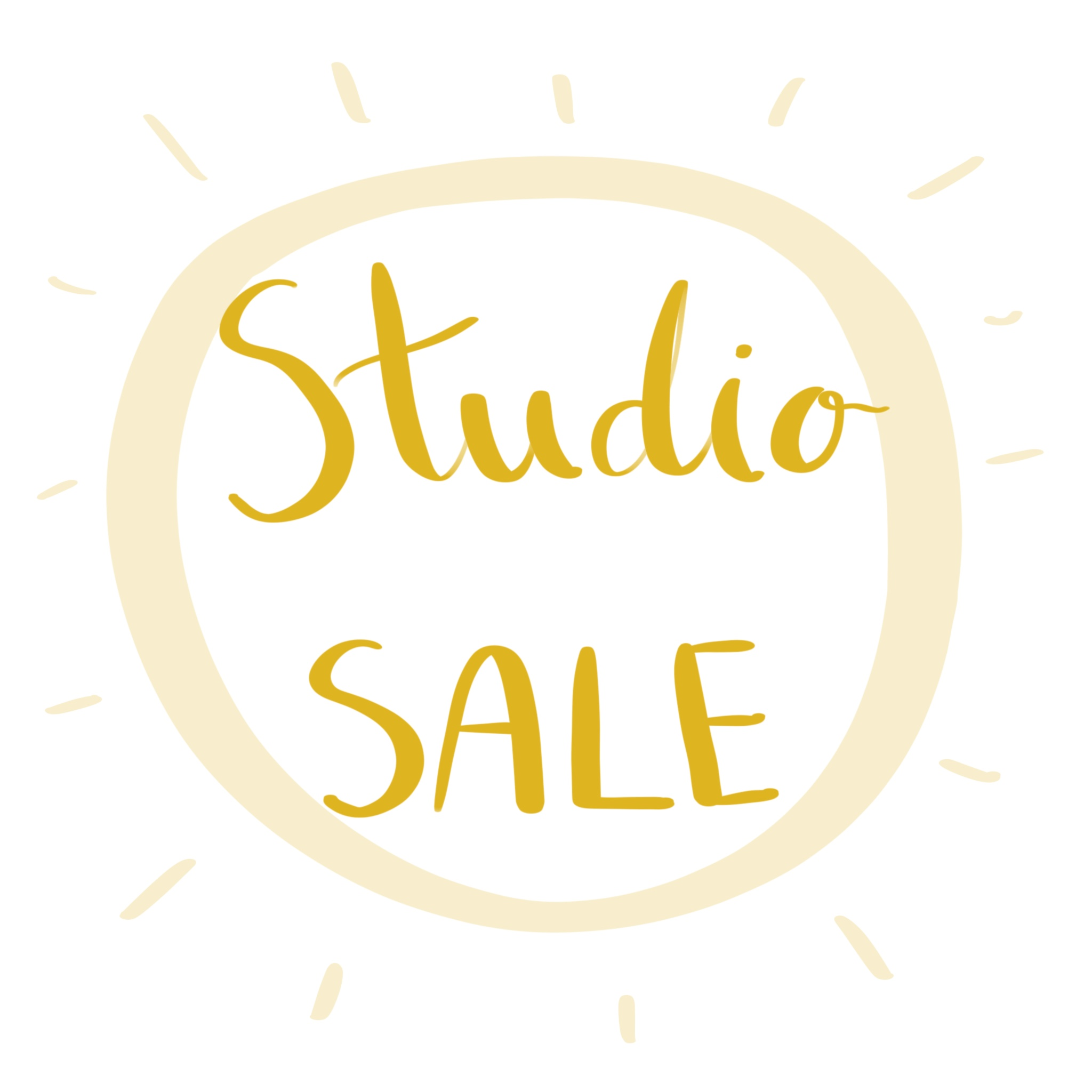 When original artworks are available to buy, I announce it via my newsletter.   Sign up here!    Right now the studio sale is closed.   They happen quarterly. (February, May, August, November)