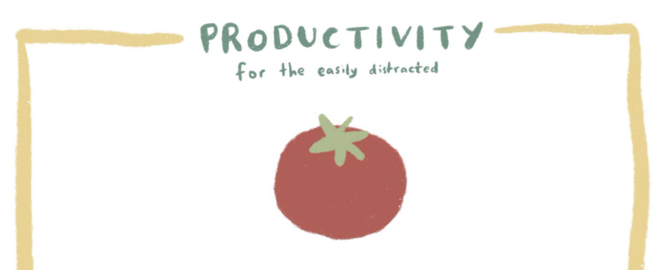 Productivity+for+the+easily+distracted+katie+chappell+free+guide+illustrated+pomodoro+technique+focus.png