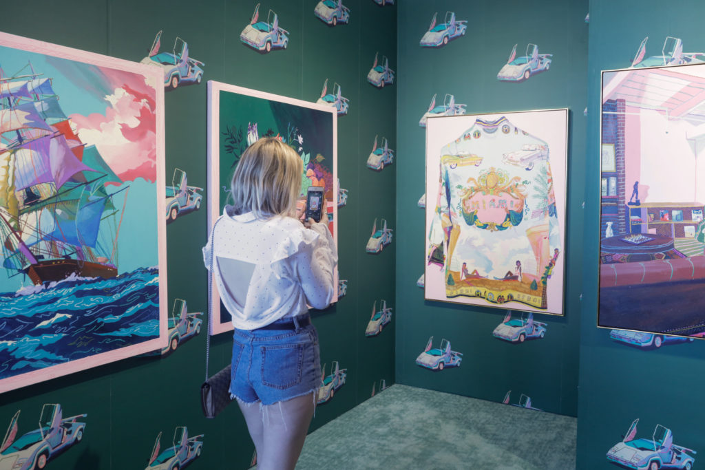 Here Are 5 Big Ideas the PULSE Art Fair Is Pursuing for Its 15th Anniversary Edition This Year    Katie White, Artnet, June 2019
