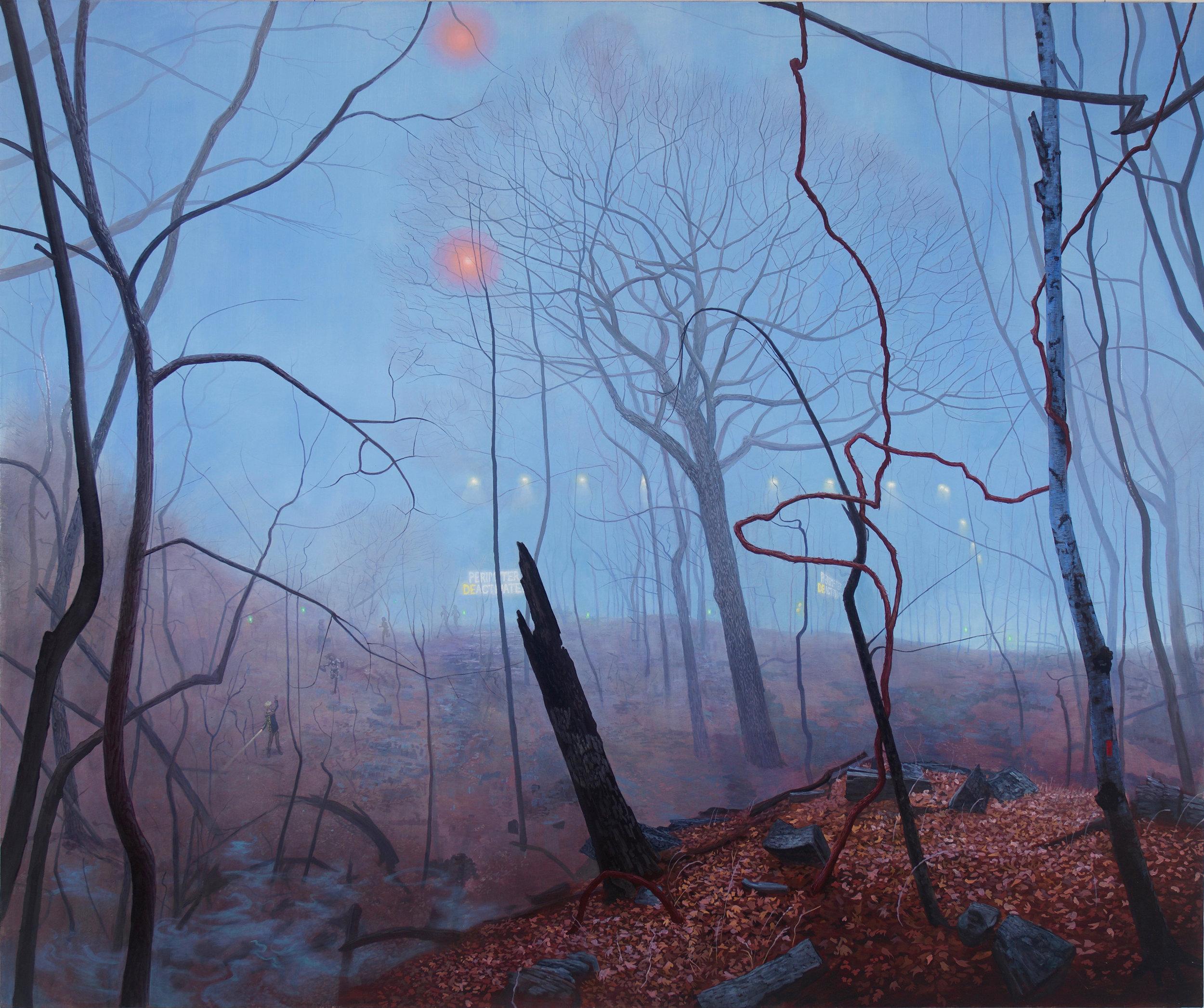 Gallery Poulsen_John Jacobsmeyer_Breach_2019_oil on linen_60 x 72 inches_152 x 183 cm_price on request.jpg