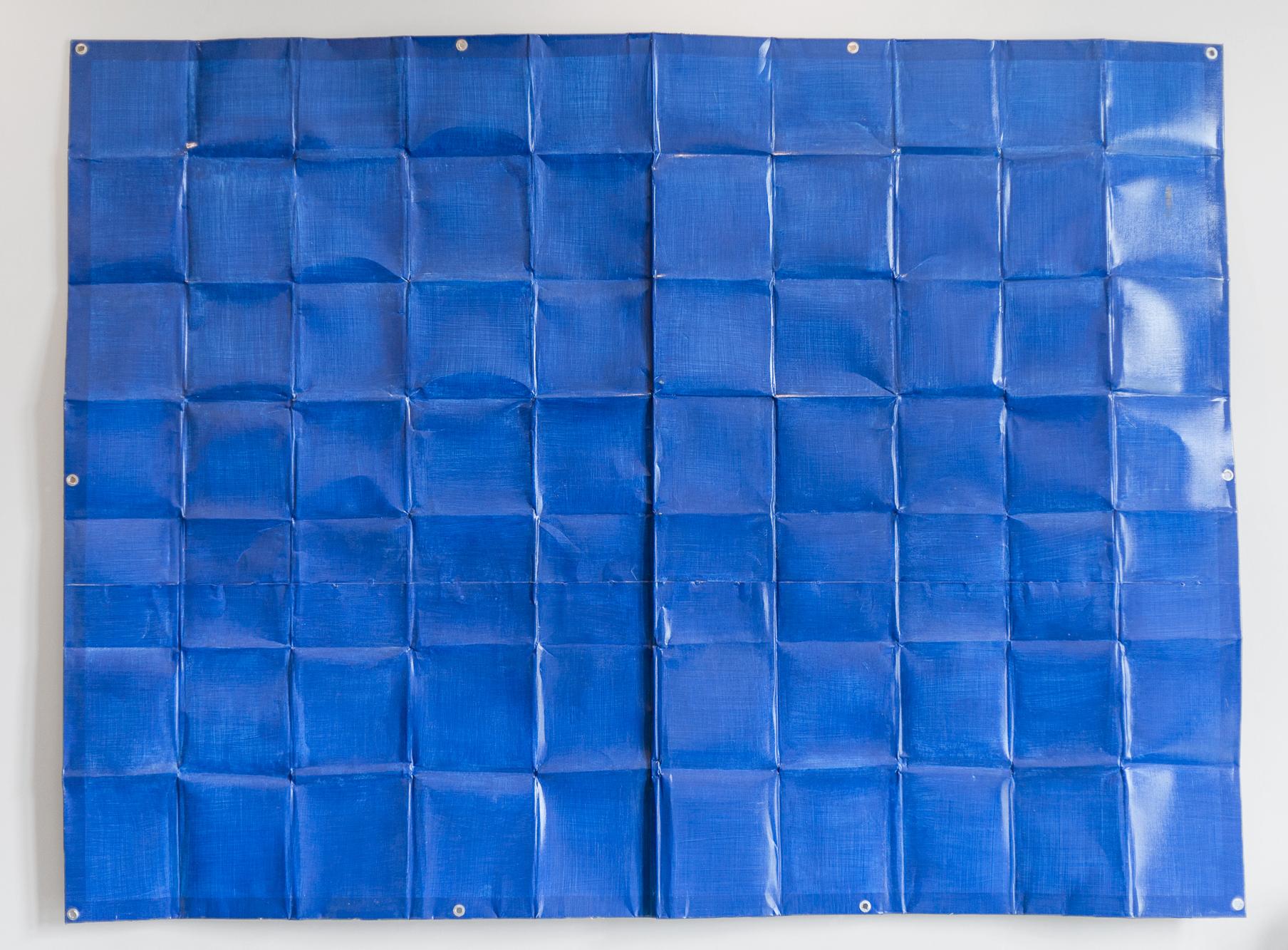 Hamiltonian Gallery_Brian Michael Dunn_Blue Field_2015_acrylic and enamel on steel_96x72in_3500USD.jpg