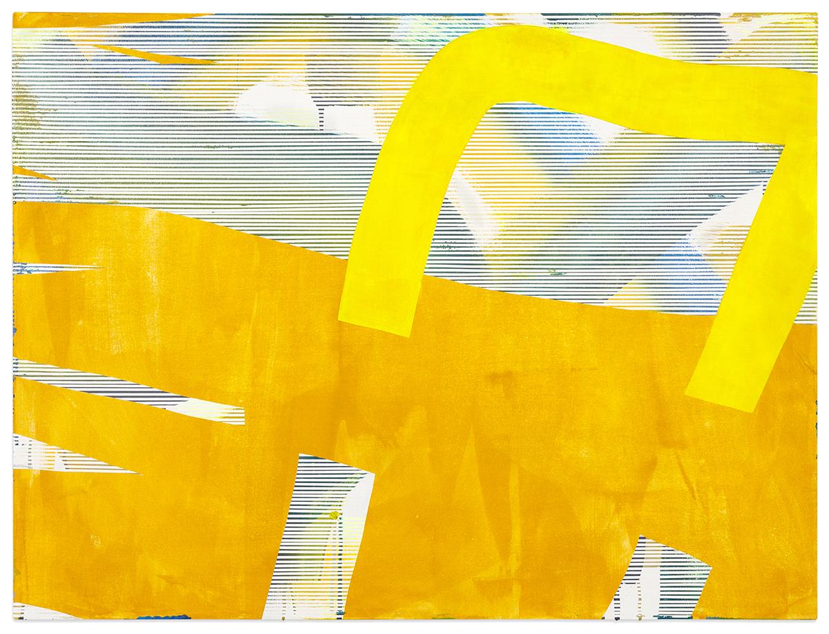 Uprise Art_Ruth Freeman_INCANDESCENT YET FLOURESCENT_2019_Acrylic on canvas_30%22 x 40%22_$7000jpg.jpg
