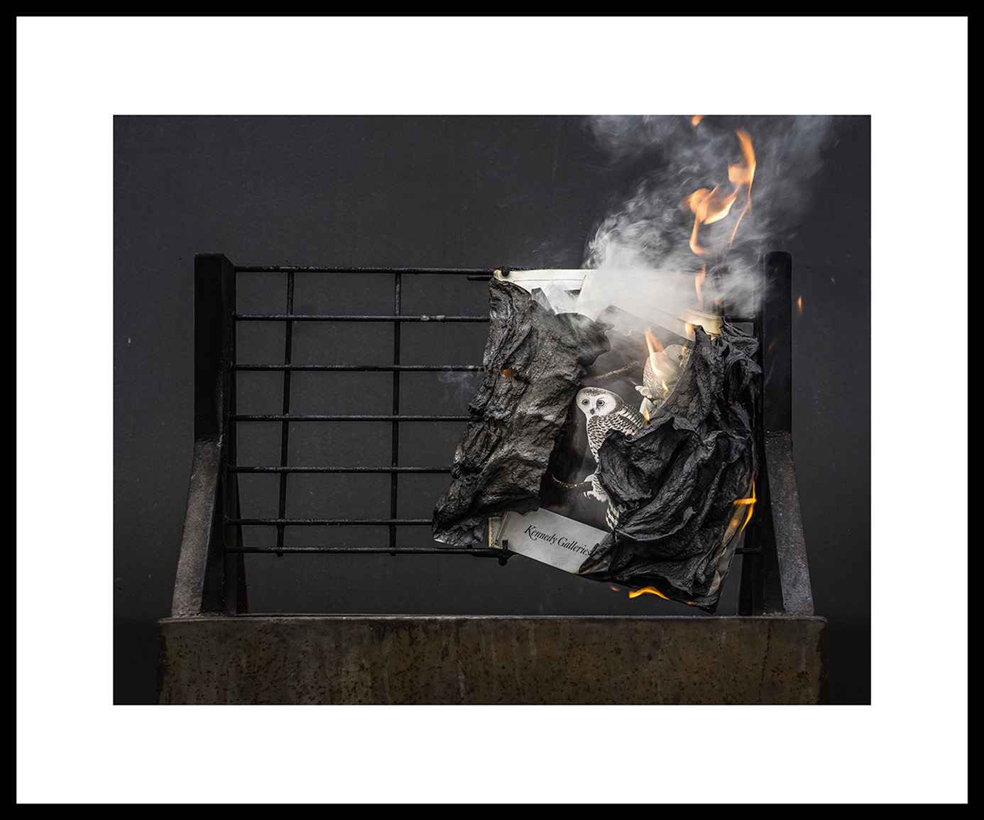 BWGPS_Gregory Perkel_Savonarola Suitr_AiA Oct 1983 #1003F, 2019_Archival ink jet print on Epson exhibition fiber paper_Framed_Edition 5_2AP_�3,000_Courtesy of the Artist and Black & White Project Sp.jpg