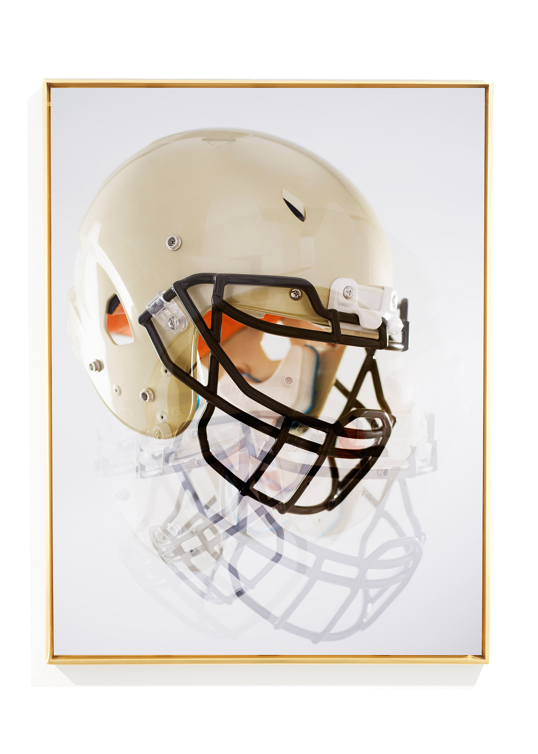 ClampArt_Joseph-Desler-Costa_GoldHelmet_2017_Dye-Sublimation-on-Aluminum-with-Polished-Brass-Frame_32x24inches-Edition-and-price-TBD.jpg