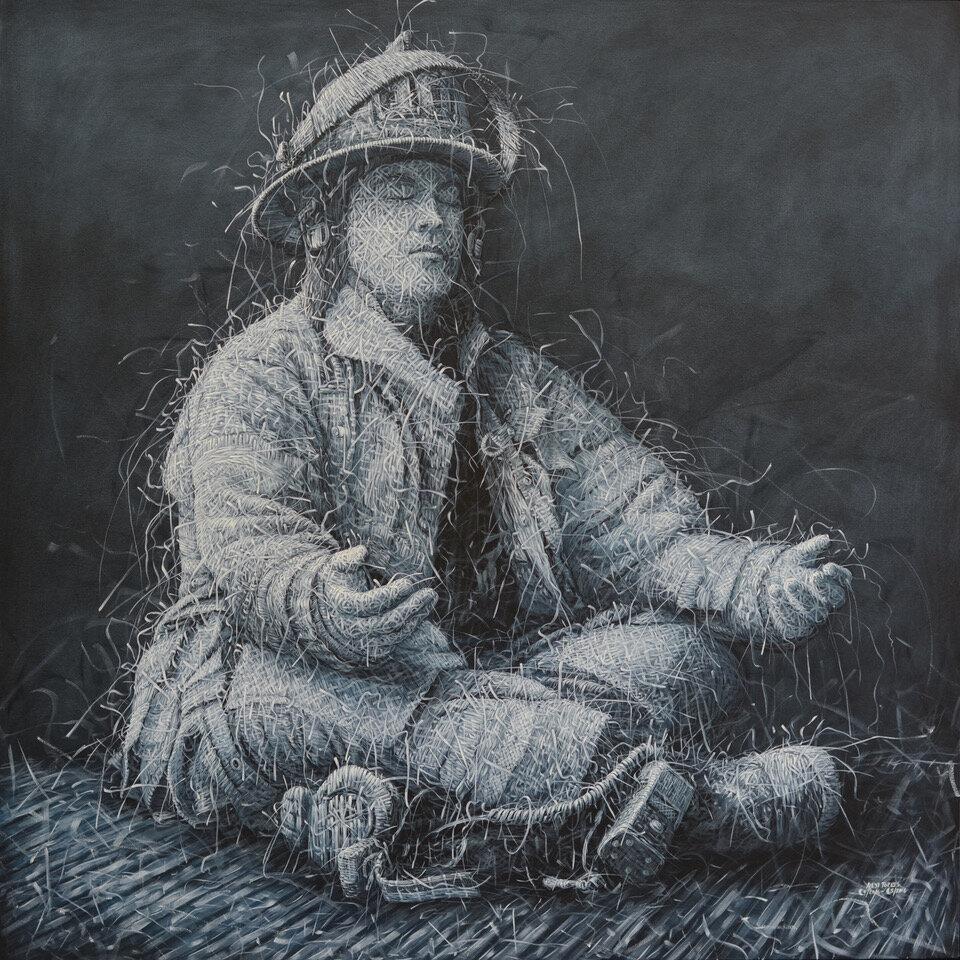 JenniferBalcosGallery_AlexiTorres_MeditationII_Oil_Canvas_60%22x60%22_$25,000.jpeg