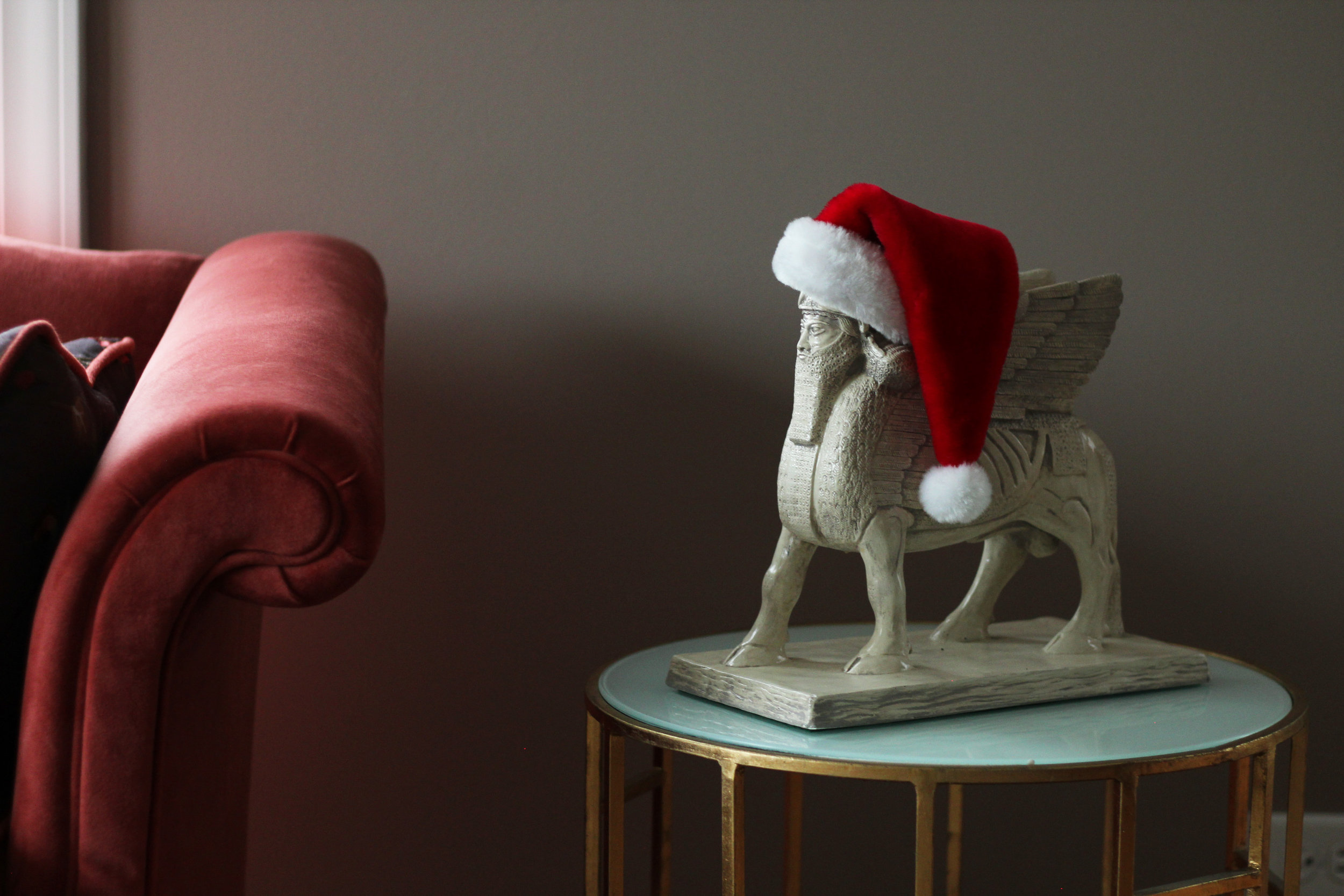 lamassu Santa Claus