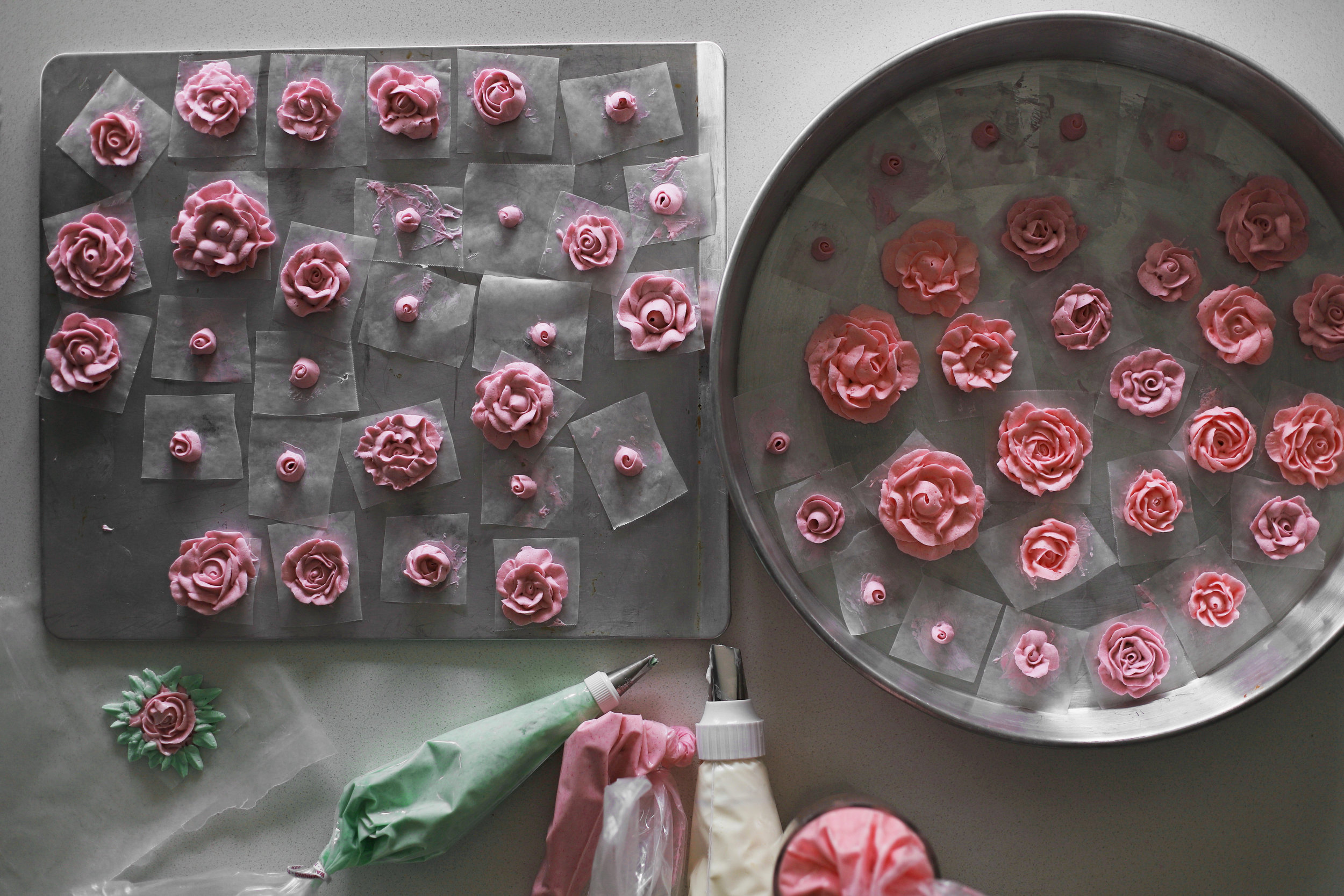 Wedding Cake Cardamom And Tea