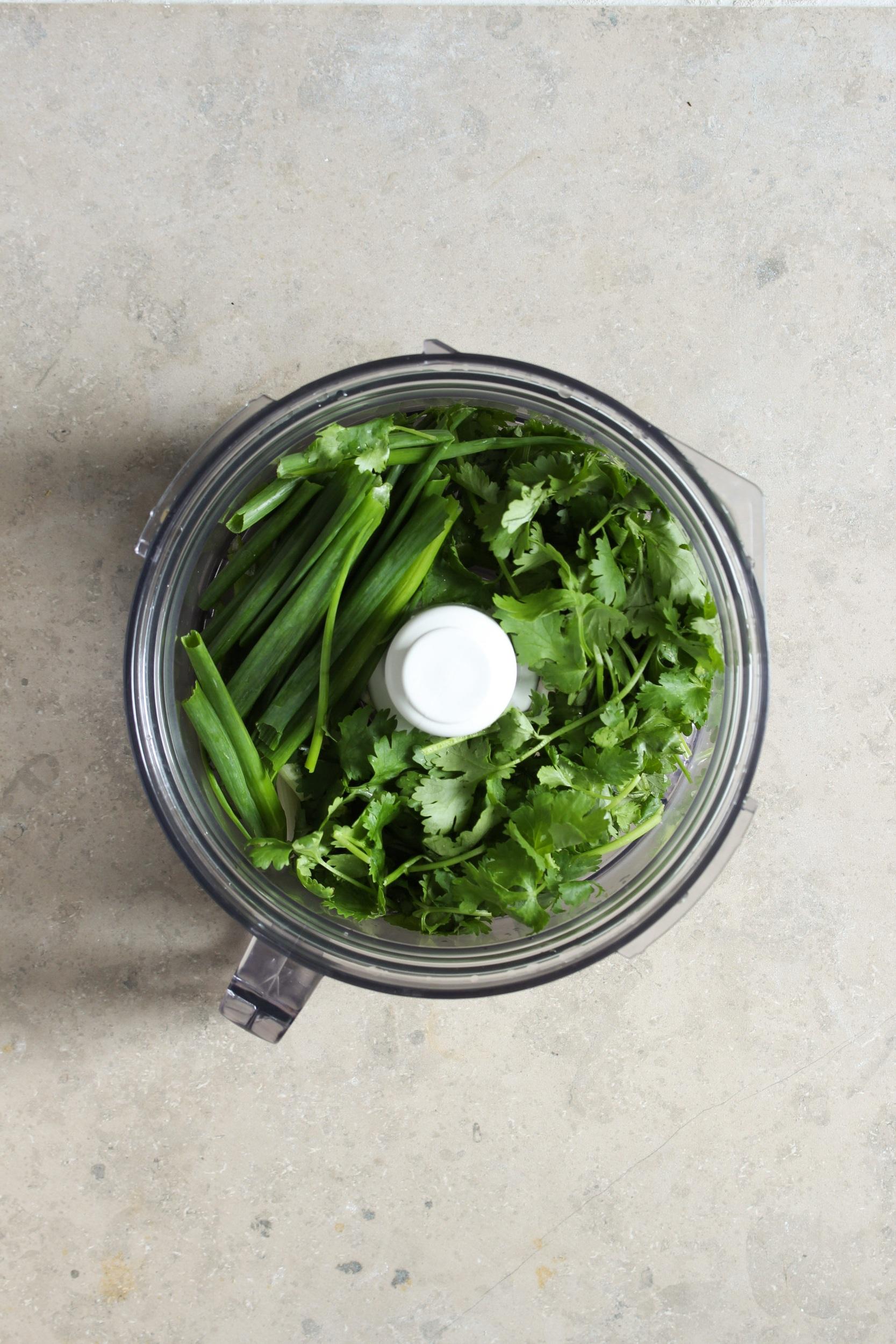 Falafel herbs