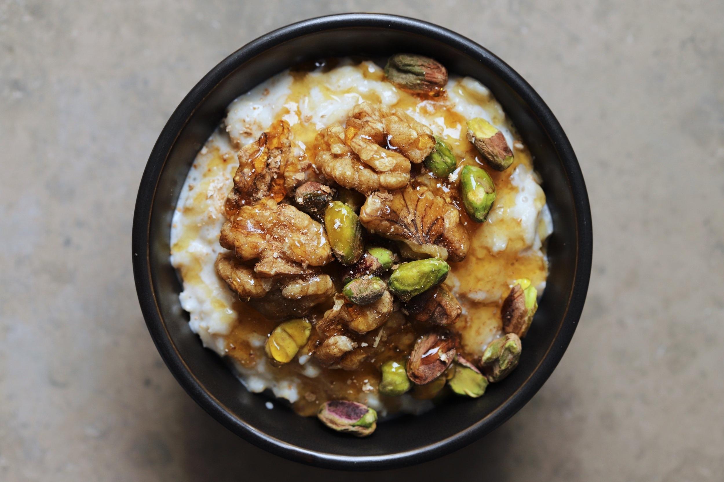 oatmeal 4 ways