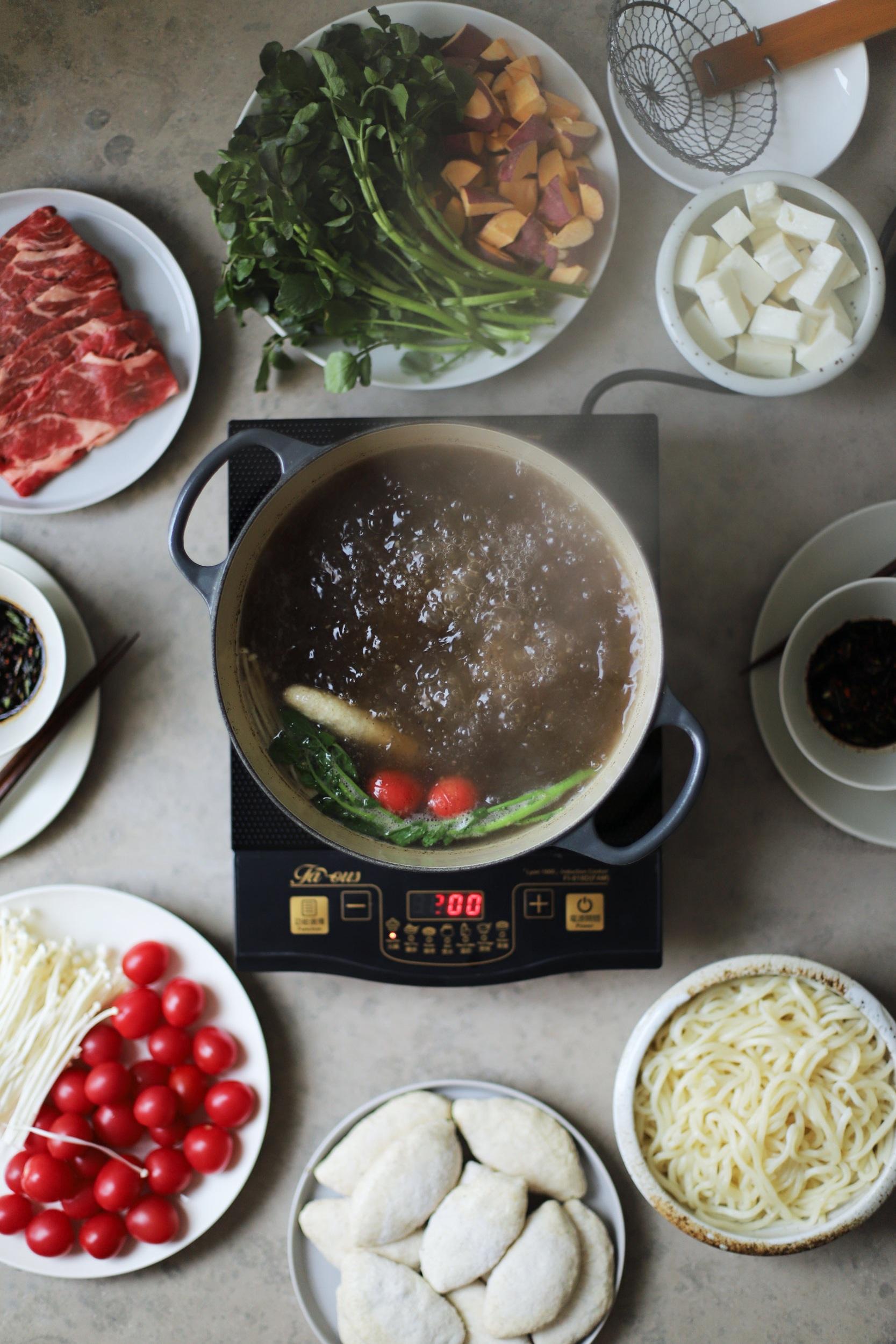 kibbeh hot pot