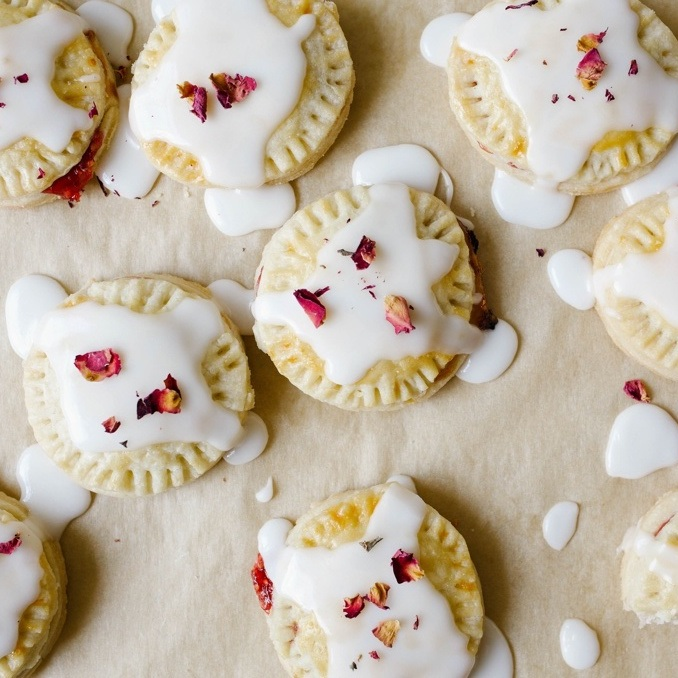Wood and Spoon's Raspberry Champagne Pop-Tarts (photo by Kate Wood)