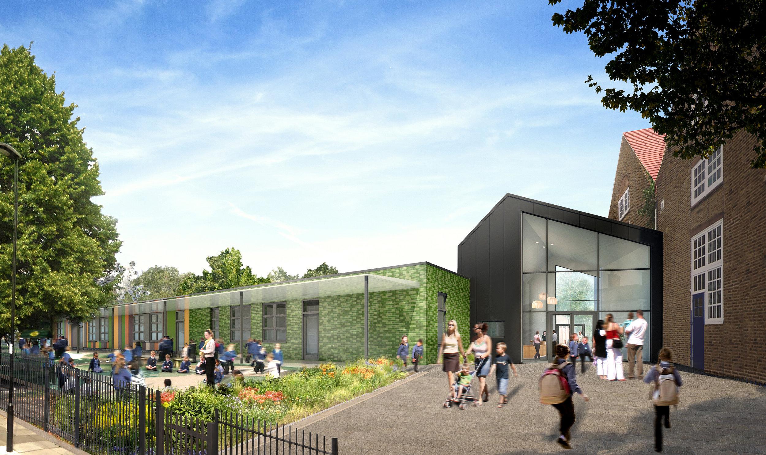 SA1301_Enfield Schools_Highfield Primary School_Entrance View_06_FullRes.jpg