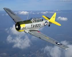 North American Aviation T-6 Texan