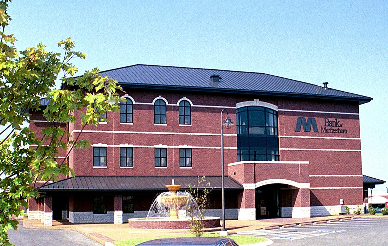 "<a href=""/bank-of-murfreesboro"">Bank of Murfreesboro<br />Murfreesboro, Tennessee</a>"