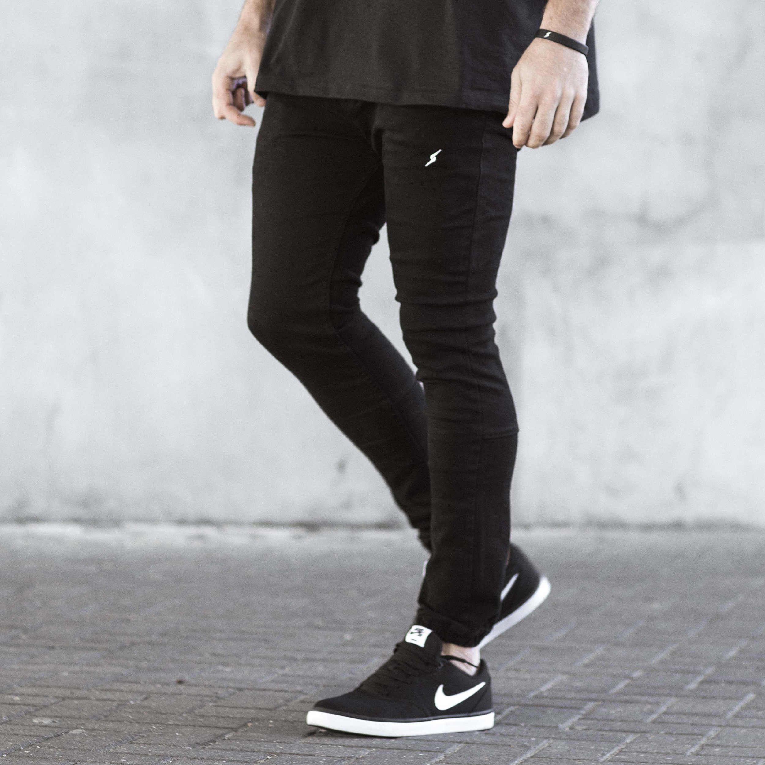 The Stretch Denims (Black)