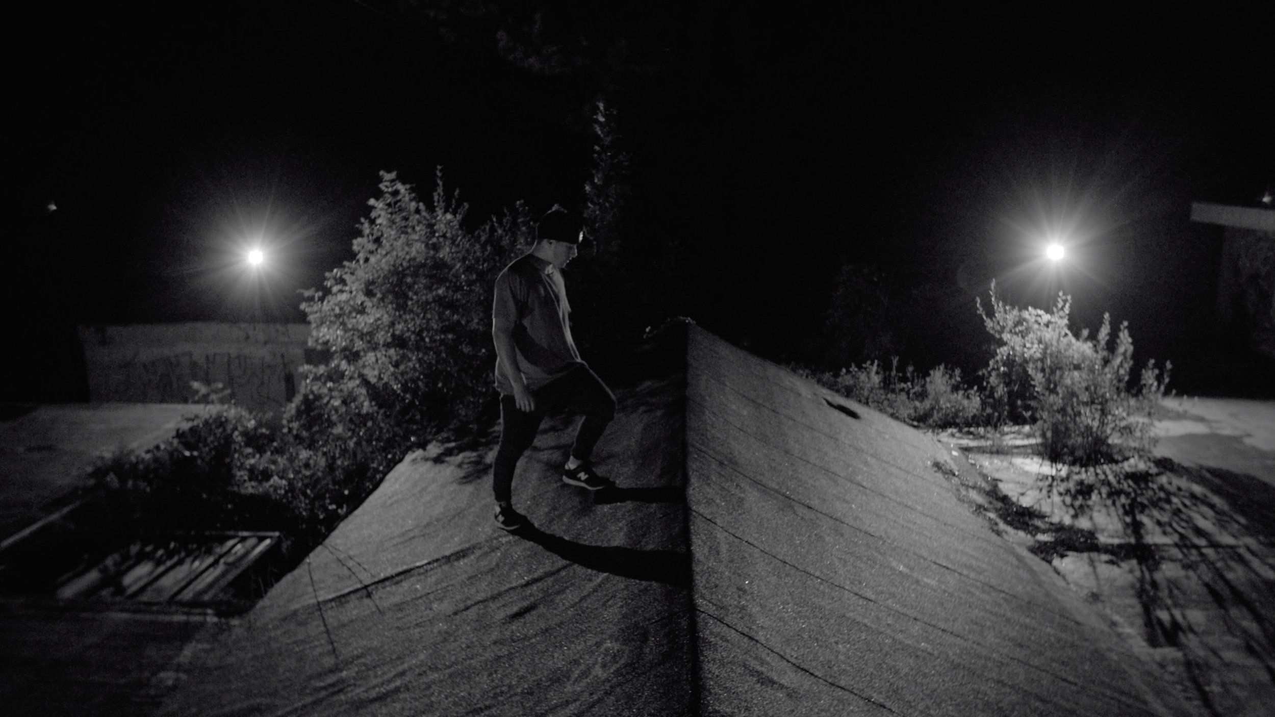 LIGHT WORK - A collection of stills with a look behind the scenes