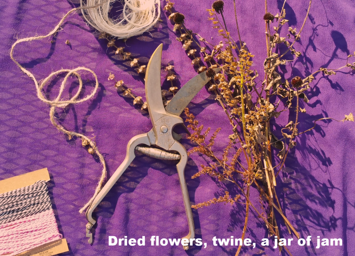 Paper, Flowers, Twine & Jam