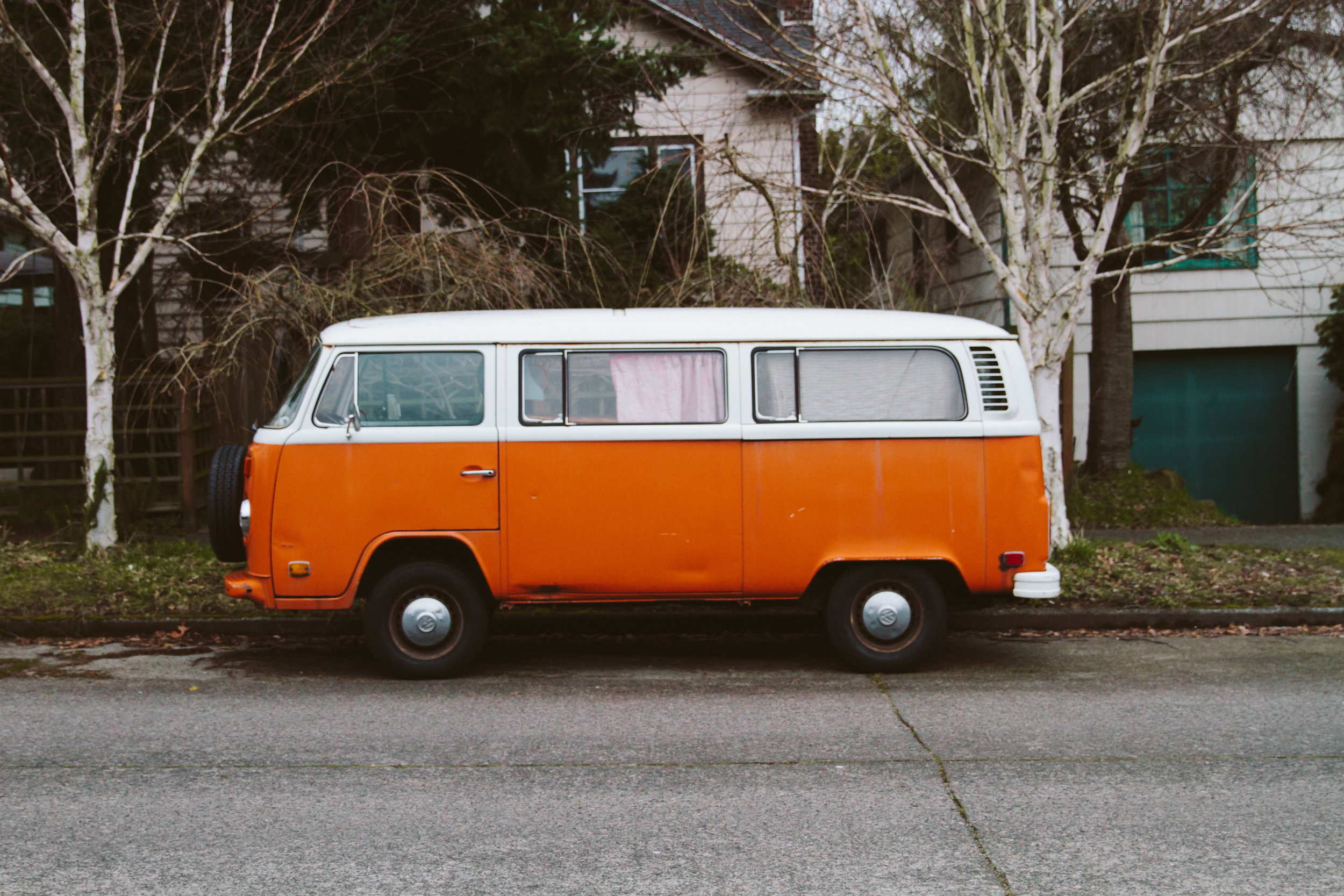 Volks Wagon - Seattle - The Golden Fig by Eimy Fig