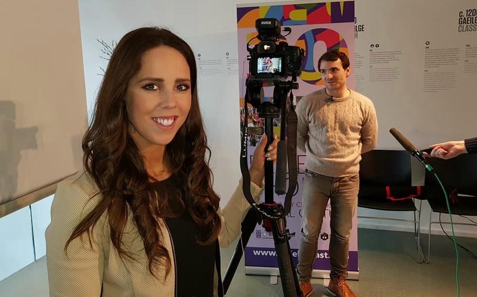 Interviewing Martin McCann
