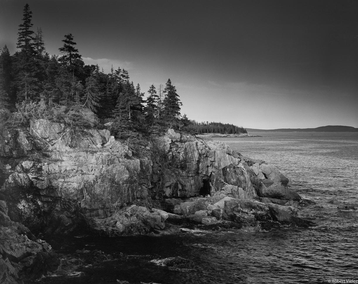 Hunters Head Point, North Atlantic Coast