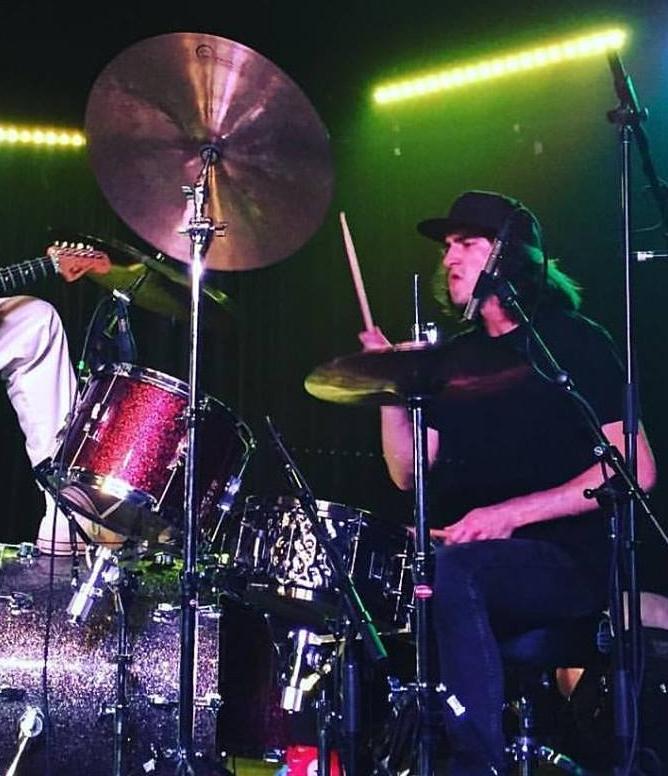 Mac Vannan // Drums